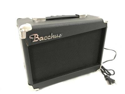 Bacchus バッカス BBA-10 ベースアンプ 楽器 100V ブラック 10W