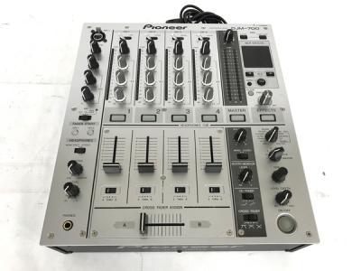 Pioneer パイオニア DJM-700-S DJ ミキサー DJ機器 シルバー