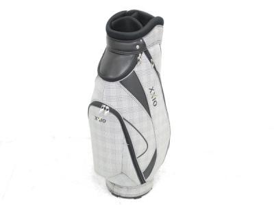 XXIO ゴルフ キャディバック C-X070 ブラック 4分割 9.5型 ゼクシオ