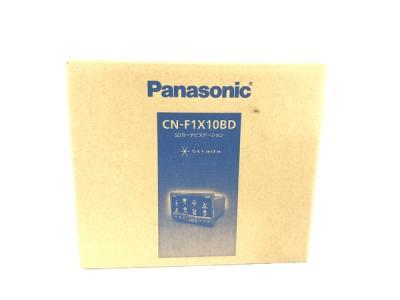 Panasonic ストラーダ CN-F1X10BD SD カーナビ 10型 パナソニック