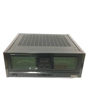 ONKYO Integra M-508 ステレオ パワーアンプ オンキョー