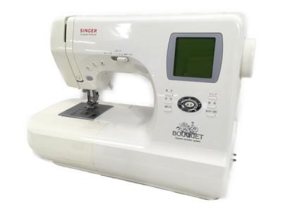 SINGER シンガー BOUQUET Computer 9700DX ミシン 裁縫 刺繍 家電
