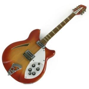 Rickenbacker 360/12 ジョージ・ハリスンモデル エレキギター ケース付