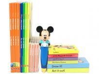 ディズニーワールドイングリッシュ ミッキーマジックペンセット 英語システム DWE 2011年頃