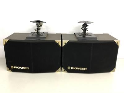 PIONEER CS-V18 業務用 3WAY スピーカー ペア