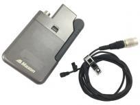 Maxon T8B B帯 業務用 ピンワイヤレスマイク ピンマイク ワイヤレスマイク ピン