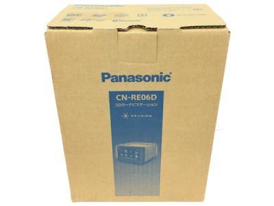 Panasonic SDカーナビステーション CN-RE06D ストラーダ