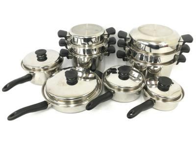 Amway クィーン クックウェア セット アムウェイ 鍋 調理器具 食器