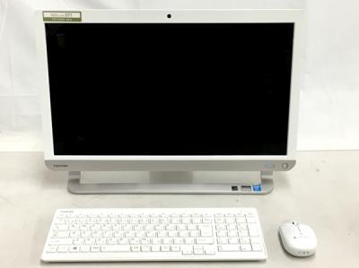 TOSHIBA dynabook REGZA PC D71/NW 一体型 パソコン i7 4710MQ 2.50GHz 16GB HDD 3.0TB Win8.1 64bit