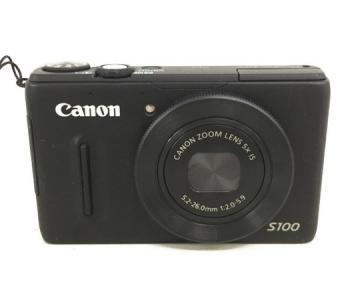 Canon キヤノン PowerShot S100 デジタル カメラ コンデジ 機器 機器 家電 機材 趣味