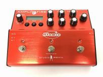 Atomic AmpliFire STUDIO DEVIL エフェクター フット スイッチ 音響