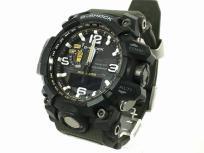 CASIO G-SHOCK GWG-1000 MUDMASTER 電波ソーラー 腕時計