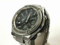 CASIO G-SHOCK GST-W310D G-STEEL ミドルサイズ アナログ 電波 ソーラー 腕時計
