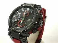CASIO G-SHOCK MTG-B1000B-1A4JF MT-G Bluetooth 搭載 電波ソーラー 腕時計