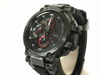 CASIO G-SHOCK MTG-B1000B-1AJF MT-G Bluetooth 搭載 電波ソーラー 腕時計