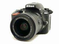 Nikon デジタル一眼レフカメラ D5600 AF-P DX Nikkor 18-55mm f/3.5-5.6G VR ズームレンズキット ニコン