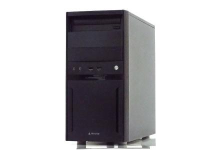 MouseComputer デスクトップ パソコン PC Intel Core i5-6400 CPU 2.70GHz 8GB HDD 1.0TB Windows 10 Pro 64bit