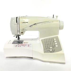 JAGUAR ジャガー SP-3500 刺しゅうミシン ホワイト 手工芸