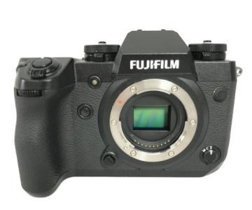FUJIFILM フジフィルム X-H1 カメラ ボディ ミラーレス 一眼 撮影