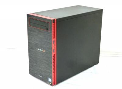 MouseComputer LEVEL ILeDXi-M039 デスクトップ パソコン PC Intel Core i7 9700K 3.60GHz 16GB SSD480GB Windows 10 Home 64bit