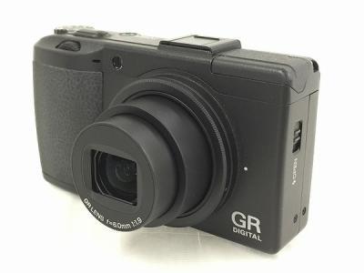 RICHO GR DIGITAL III コンパクト デジタル カメラ コンデジ
