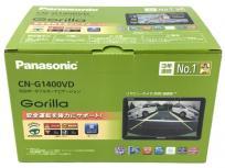 Panasonic CN-G1400VD ゴリラナビ SSDポータブルカーナビゲーション