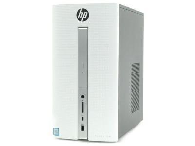 HP Pavilion Desktop PC 570-p0xx デスクトップ パソコン PC Intel Core i7 7700 3.60GHz 8GB HDD 2.0TB Win10 Home 64bit