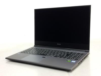 マウスコンピュータ DAIV-NG5520 ノートPC 15.6インチ Core i7-9750H 2.60GHz 32 GB SSD 512GB、HDD 2.0TB