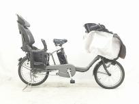 Panasonic BE-1ELMD03N ギュットミニDX 電動アシスト自転車 グレー パナソニックの買取