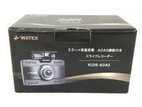 WATEX XLDR-ADAS 3.5インチ液晶搭載 ADAS機能付き ドライブレコーダー