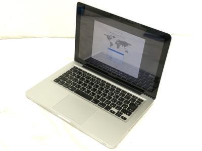 Apple アップル MacBook Pro MD102J/A ノートPC 13.3型 Corei7/8GB/HDD:750GB