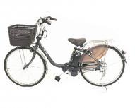 Panasonic ビビ・DX 電動アシスト自転車 シティ車 26インチ パナソニックの買取