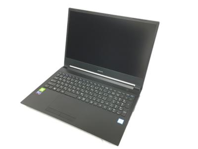 MouseComputer MB-K700SN-M2SH2 15.6型 ノートパソコン Intel Core i7-9750H 2.60GHz 16 GB SSD 256GB HDD 1.0TB Win10 64bit 訳あり