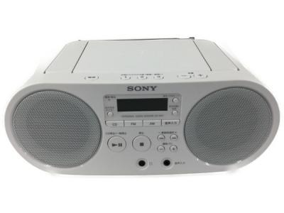 SONY ソニー ZS-S40 パーソナル オーディオ システム ブラック 音響機材