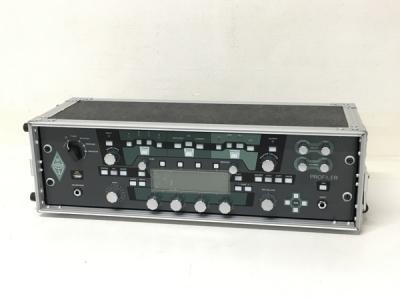 Kemper ケンバー Profiler POWER RACK Profiling PW RACK エレキ ギター パワー アンプ 内臓 ケース付 音響 楽器