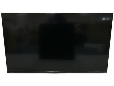 ハイセンス 43U7F 液晶テレビ 43V型 4K対応 チューナー内蔵 Hisense