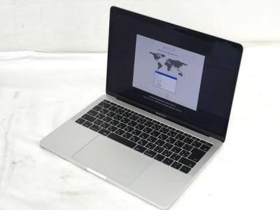 Apple Mac Book Pro 13インチ Mid 2017 i5-7360U 2.30GHz 16GB SSD 256GB Catalina 10.15.2 Graphics 640 ノートパソコン PC