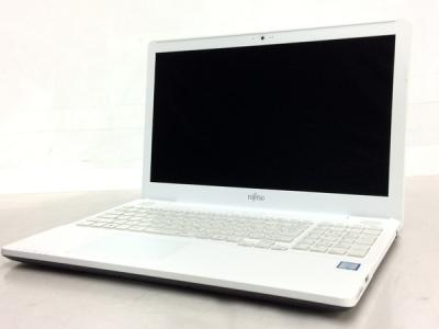 FUJITSU 富士通 LIFEBOOK FMVA50XWP ノートパソコン 15.6型 Core i7-6700HQ 2.60GHz 4GB HDD1.0TB Win10 Home 64bit 訳あり