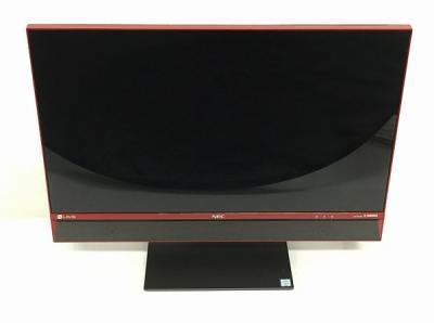 NEC LAVIE DA770/F PC-DA770FAR-KS Intel Core i7-6500U 2.50GHz 8GB HDD 3.0TB 23.8インチ 一体型 PC