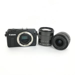 Canon EOS M EOS 7D EF-M 18-55mm 3.5-5.6 IS STM / EF-M 15-45mm 3.5-6.3 IS STM レンズキット