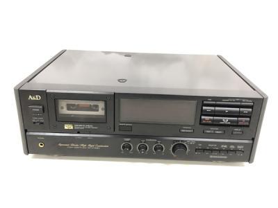 A&D GX-Z7100EV ステレオ カセットデッキ オーディオ 音響