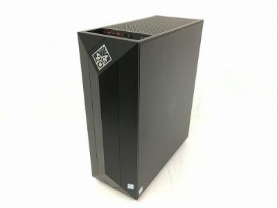HP OMEN Obelisk Desktop 875-1096jp デスクトップ パソコン i7 9700K 3.60GHz 32GB SSD512GB HDD3.0TB SSD1.0TB RTX 2070 SUPER Win 10 Pro 64bit