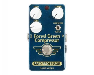 Mad Professor Forest Green compressor マッドプロフェッサー エフェクター コンプレッサー