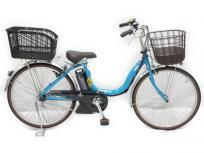 YAMAHA PA24SU 電動自転車 PAS SION-U パスシオンU 2019年モデル 24インチ 自転車 ヤマハ 大型の買取