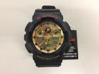 CASIO G-SHOCK GA-100TMN-1AJR MANEKINEKO 招き猫 腕時計の買取