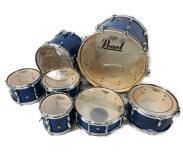 引取限定pearl masters premium birch ドラムセット タム スネア バス フロアタム セットの買取
