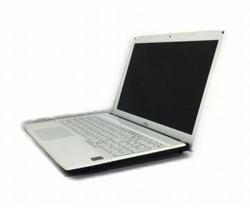 FUJITSU FMV LIFEBOOK AH53/S FMVA53SW 15.6型 ノート PC Windows 8.1 Intel Core i7-4712MQ 2.30GHz 8GB 1.0TB アーバンホワイト