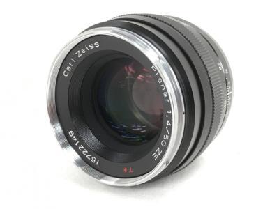 carl zeiss planar 1.4/50 ZE 50mm 標準レンズ 元箱付き