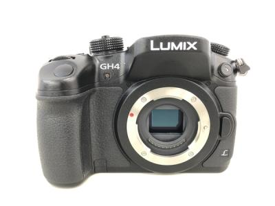 Panasonic パナソニック LUMIX DMC-GH4-K カメラ ミラーレス一眼 ボディ ブラック