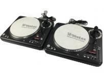 Vestax ターンテーブル PDX-3000MKII DJ セットの買取